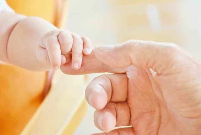 Medyczny ekwipunek dla niemowlęcia