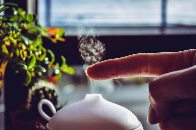 Relaksujące aromaty